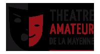 Logo Théâtre amateur de la Mayenne