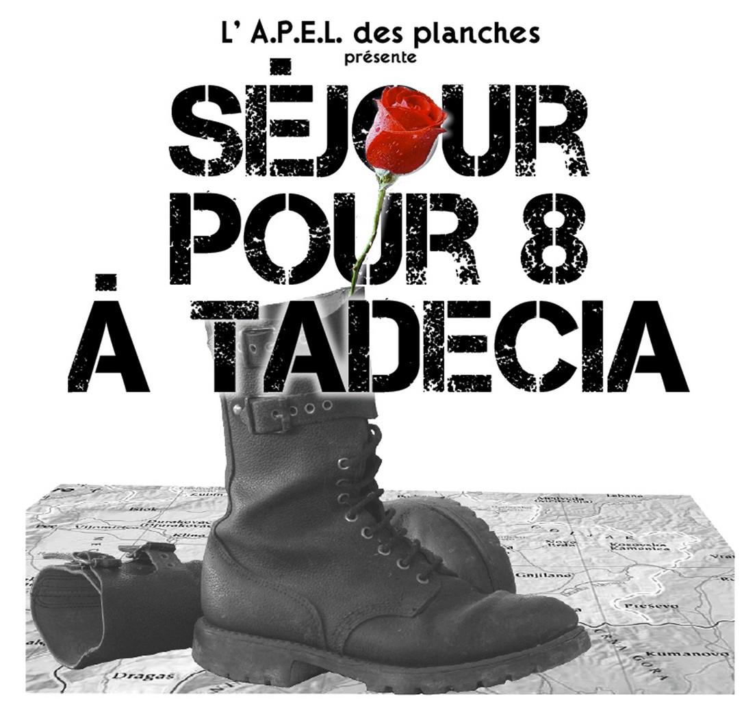 Tadecia affiche grande image web